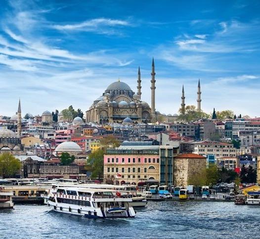 Turkish Delight: A Whole New Multi-Sensory Experience